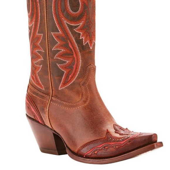 980d5a1e Ariat Shoes | Womens Adelina Tall Cowgirl Boots | Poshmark